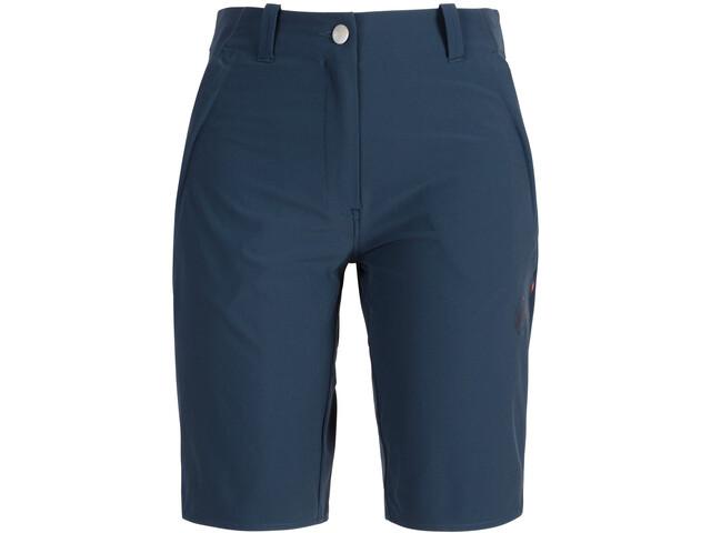 Mammut Runbold Pantalones cortos Mujer, marine